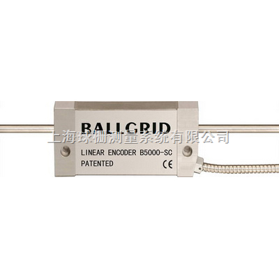 内唯一的微栅尺 BALLGRID微型球栅尺