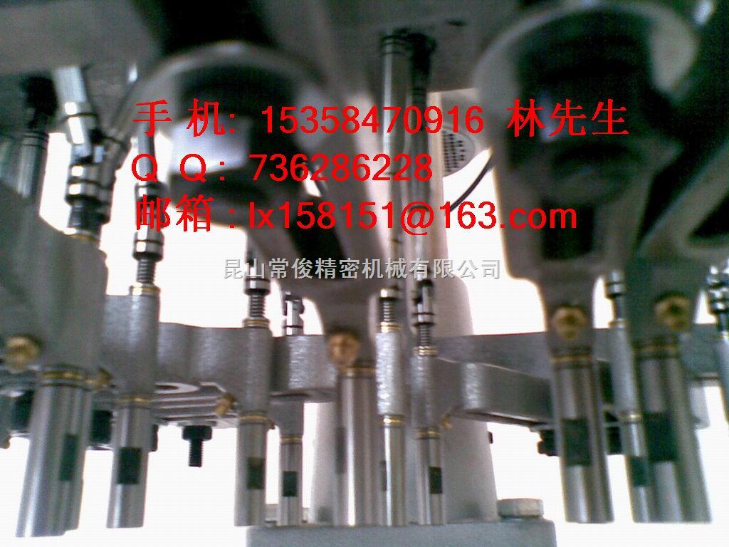 上海无锡多轴器南京南通多孔钻多孔攻丝