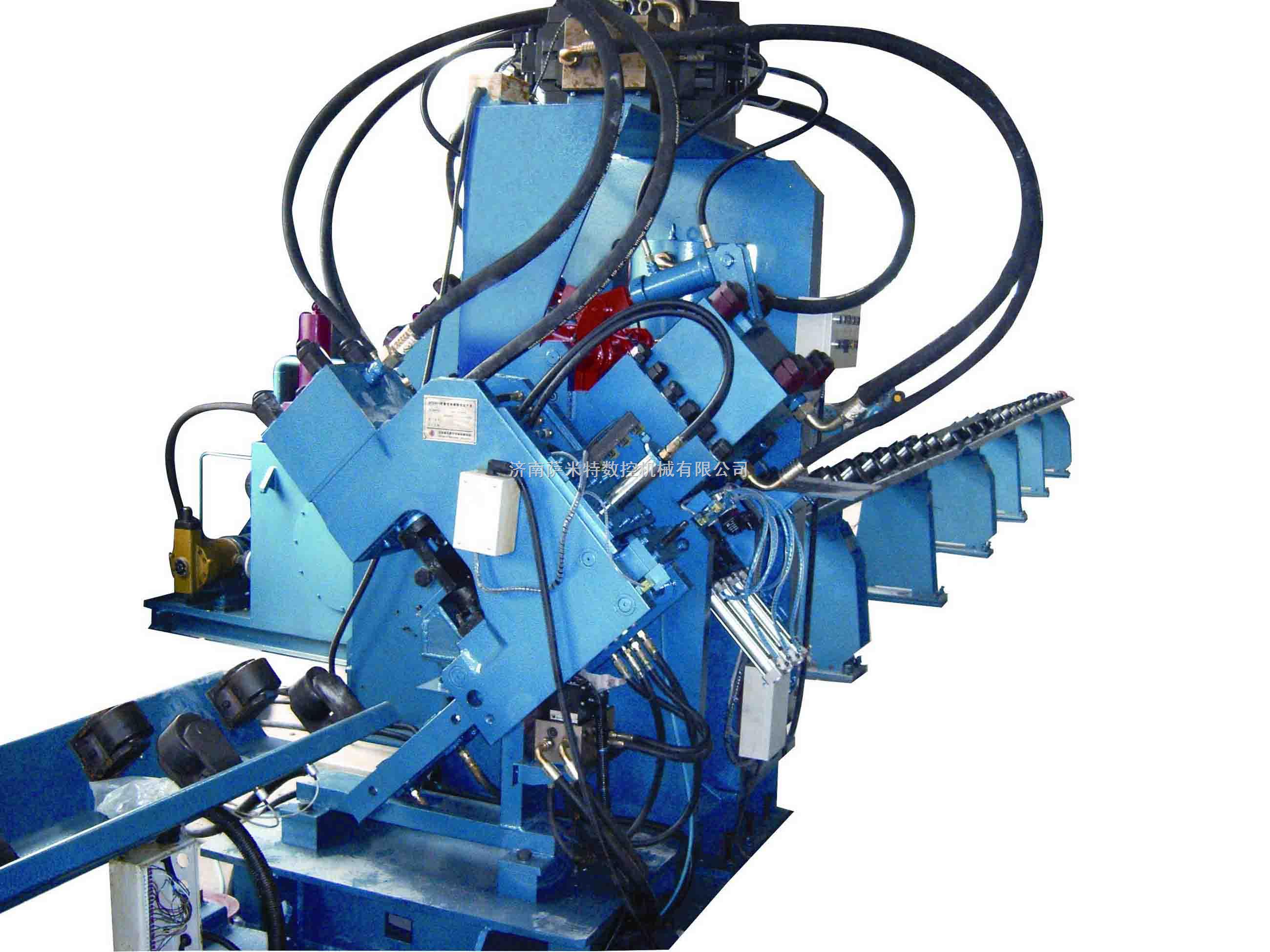 数控角钢联合生产线