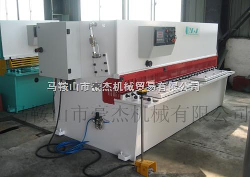 QC12Y-系列液压摆式剪板机