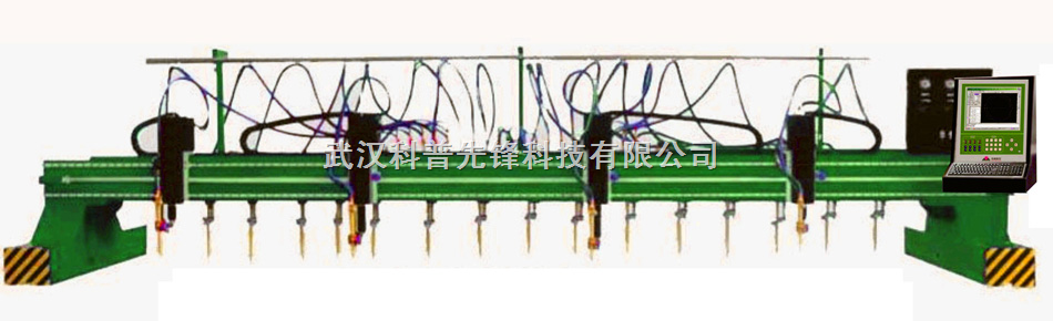 安徽xf-9型多头直条数控火焰切割机,合肥等离子数控切割机